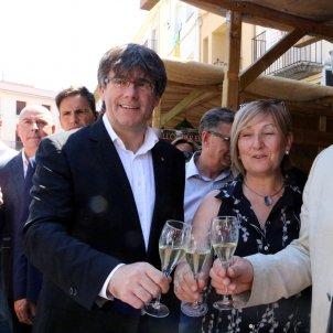 Puigdemont fira tap