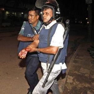 Atemptat ISIS Bangla Desh. EFE