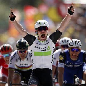 Mark Cavendish Tour de França Normandia Efe