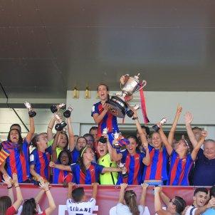 Barça Femení Copa de la Reina Efe