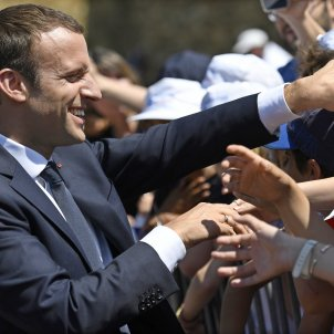 Macron legislatives frança efe