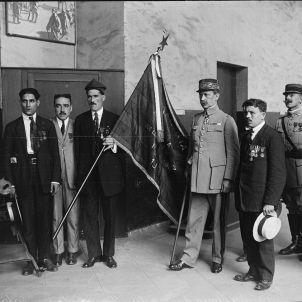 Bandera Voluntaris Catalans Agence Rol