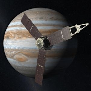 Juno Mission to Jupiter. NASA