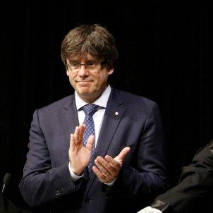 El president Carles Puigdemont / ACN