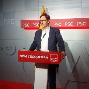 Salvador Illa  MC