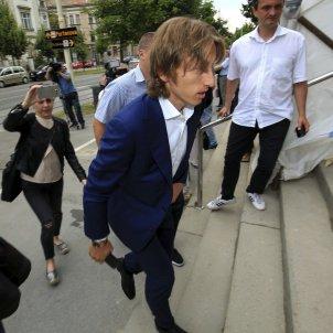 Luka Modric fiscalia denuncia   EFE