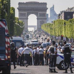 Camps Elisis París Atac - EFE