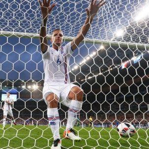Islàndia França Eurocopa Efe