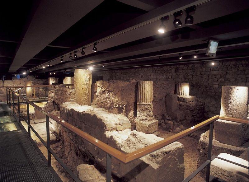 Restes arqueològiques de la ciutat romana. Museu d'Història de la Ciutat 9151 Imagen M.A.S.