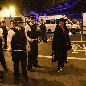 Atac Londres mesquita EFE