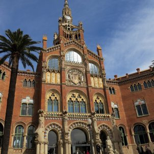 Hospital de Sant Pau, Músiques del món Enfo