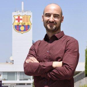 Fran Sánchez Barça Femení FC Barcelona