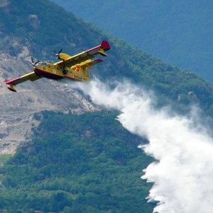 Canadair Rocco Pier Luigi avio extincio incendis