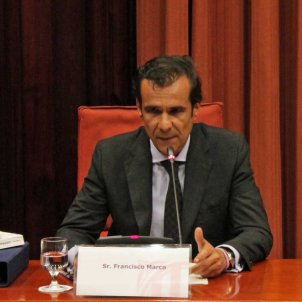 Francisco Marco   Parlament