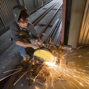 Treballadors construcció ocupació (Jorge Royan)