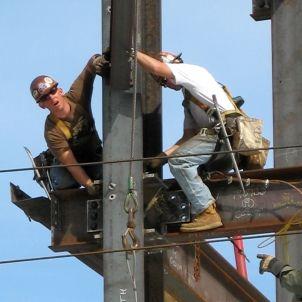 Treballadors ocupació electricitat (Paul Keheler)