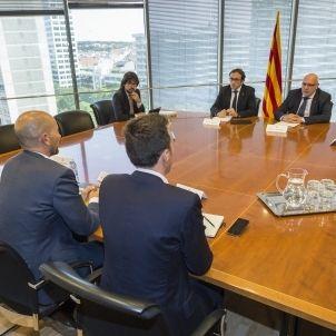 Reunio Vueling amb Govern - Sergi Alcàzar