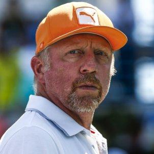 Boris Becker Tennis Efe
