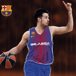 Thomas Heurtel Barça FC Barcelona