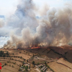 incendi sant fruitos bages bombers
