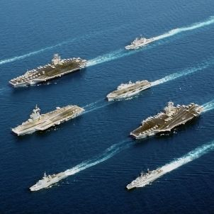 Fleet 5 nations