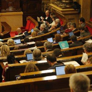 Hemicicle Parlament Junts pel Si - Sergi Alcàzar