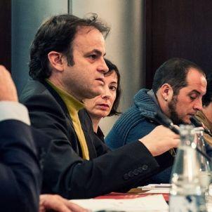 Asens, amb Fernàndez i Levi/Ajuntament de Barcelona