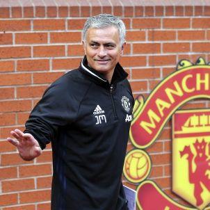 José Mourinho Manchester United Efe (3)