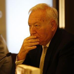 """Margallo: """"No hay una petición formal para intervenir en Siria"""" / Sergi Alcàzar"""