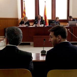 Messi judici ACN