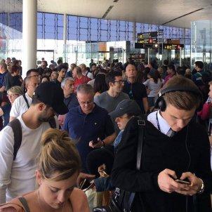 Cues aeroport