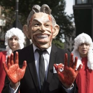 Blair Iraq EFE