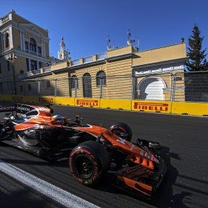 Fernando Alonso Baku formula 1   EFE