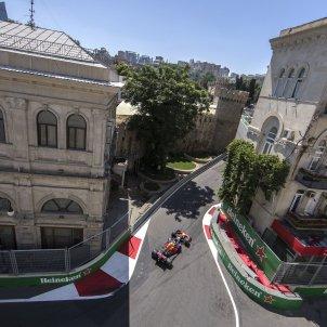 Daniel Ricciardo Formula 1 Baku   EFE