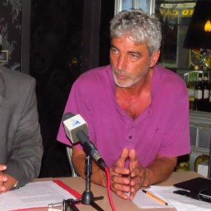 Miguel Lupiáñez, alcalde de Blanes / ACN
