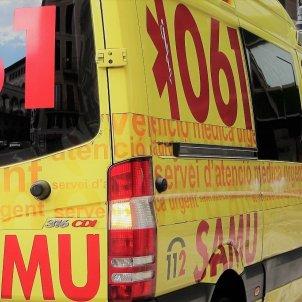 samu mallorca ambulancia EuropaPress