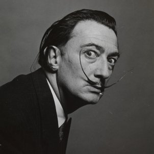 Salvador Dalí Philipe Halsman ACN