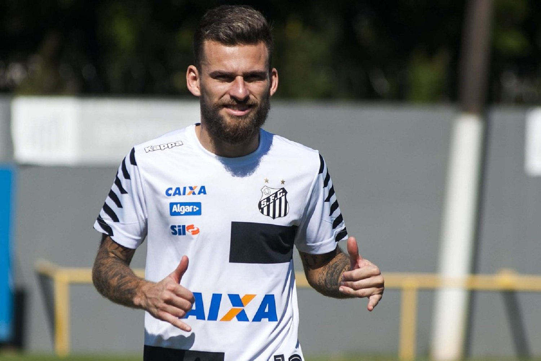 Lucas Lima @SantosFC