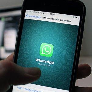 Whatsapp aplicació / Pexels