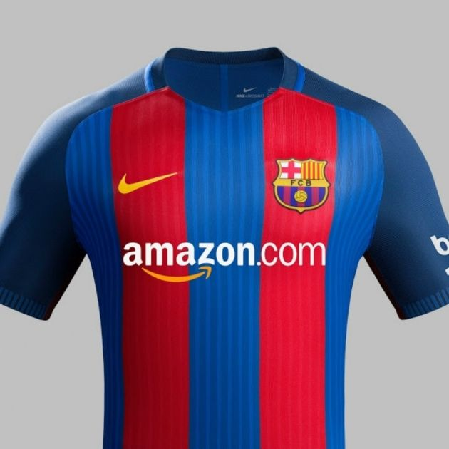 Amazon y Qatar Airways luchan por el patrocinio del Barça b1f6a8fe58a