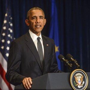 Barack Obama EUA - EFE