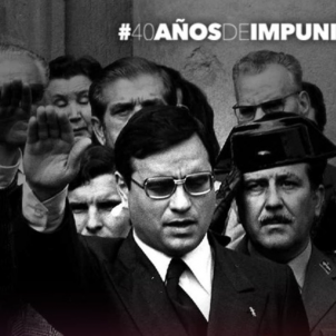 40 años de impunidad / IU