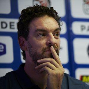 Pau Gasol roda premsa selecció espanyola   EFE
