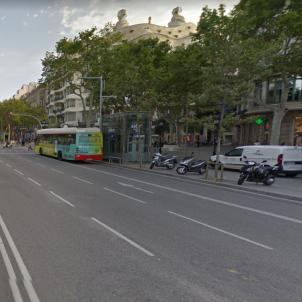 10 millones por un piso en el Passeig de Gràcia / Google Maps