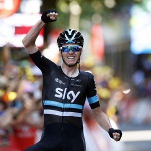 Chris Froome Peyresourde Tour de França Efe