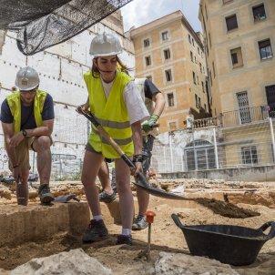 Arqueologia facultat historia UB - Sergi Alcàzar
