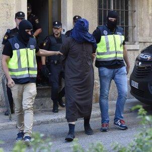 Detingut jihadista Mallorca - EFE