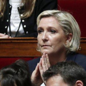 Marine Le Pen EFE