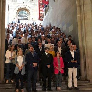 Acte alcaldes municipalista referèndum