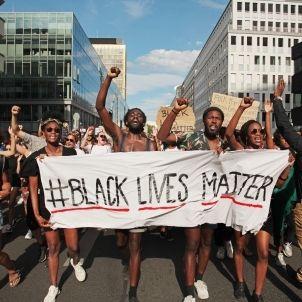 Protestes Racisme - efe